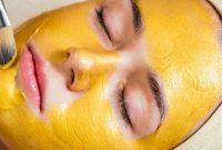 3 Manfaat Masker Kunyit untuk Wajah