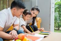 Agar Anak Disiplin dan Bahagia