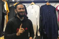 Hengkang dari Noah, Kini Uki Lebih Fokus Jualan Baju