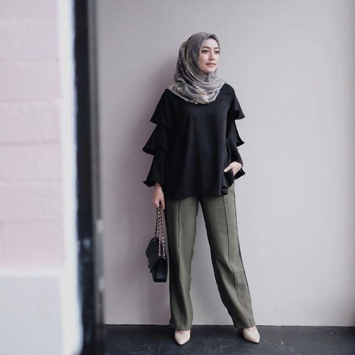 10 Gaya Hijab untuk Kerja Mulai dari yang Formal Sampai Style Casual