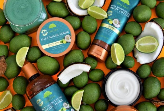 Tree Hut Moisturizing Hand Cream Coconut Lime