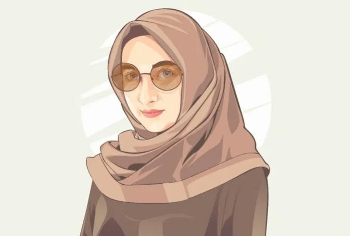 50 Gambar Muslimah Keren Yang Bisa Dijadikan Sebagai Wallpaper Seruni Id