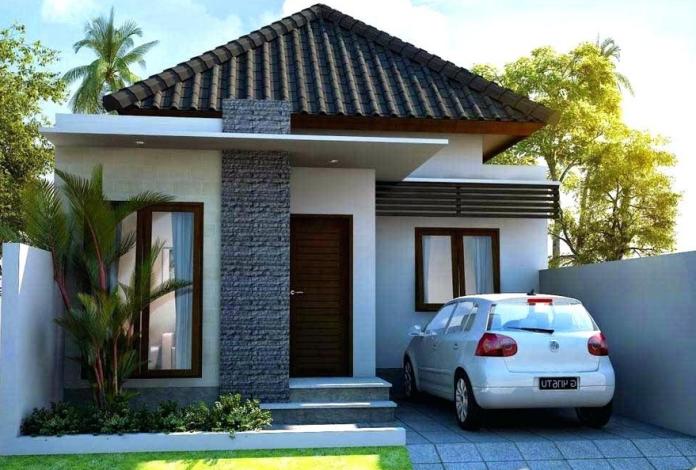 Contoh Desain Rumah Minimalis 2020