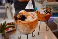 Resep Es Krim Kelapa Batok ala Thailand untuk Berbuka