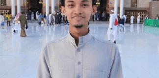 Alfian, Hafiz Al-Qur'an Asal Mojokerto yang Terpilih Menjadi Imam di UEA