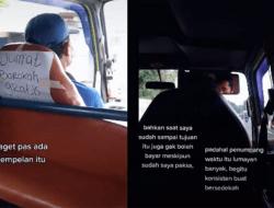 Kisah Sopir Angkot yang Gratiskan Ongkos Penumpangnya Tiap Hari Jumat