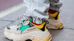 8 Cara Membedakan Sneakers Balanciaga Asli dan Palsu
