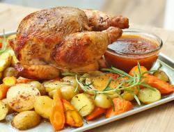Resep Ayam Panggang Oven yang Juicy ala Chef Devina Hermawan