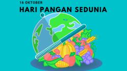 Sejarah Hari Pangan Sedunia yang Diperingati pada 16 Oktober