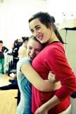 Hug my sister