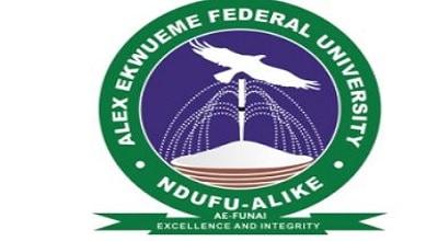 Alex Ekwueme federal university post utme
