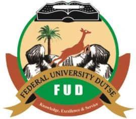 Federal University Dutse logo