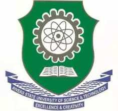 Rivers state university of science and technology logo