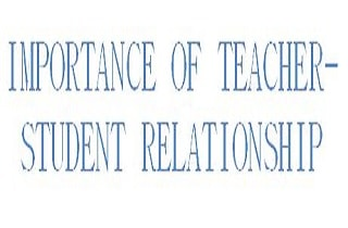 student-teacher relationships