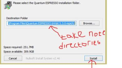 Photo of Easiest Way to Install Quantum Espresso on Windows