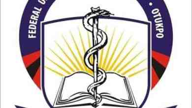 Federal University of Health Sciences Otupko logo