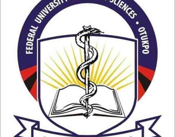 Federal University of Health Sciences Otupko logo