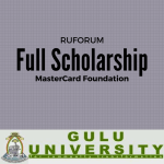 MasterCardFDN@RUFORUM Scholarships 2017/2018, Gulu University