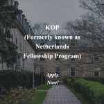 KOP NFP – Netherlands Fellowship Program