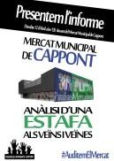 cartell Estafa Mercat Cappont