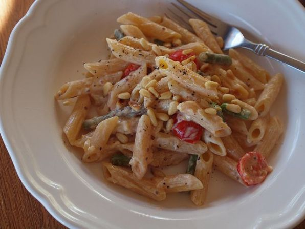 Cooking Pasta Recipe