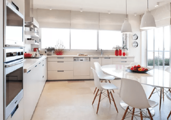 Beautiful L-Shaped Kitchens