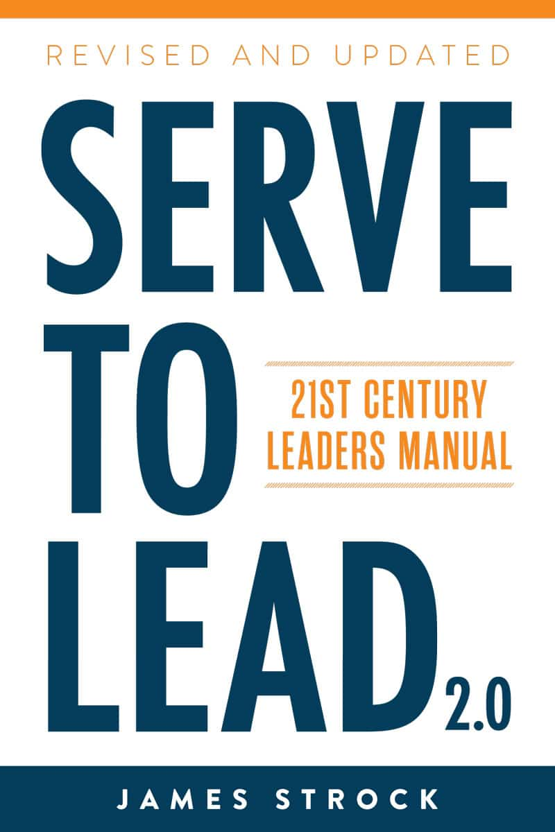 serve to lead book cover at www.servetolead.org