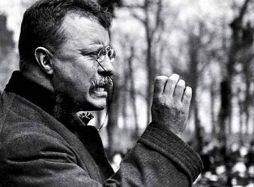 Theodore Roosevelt speaking profile www.servetolead.org