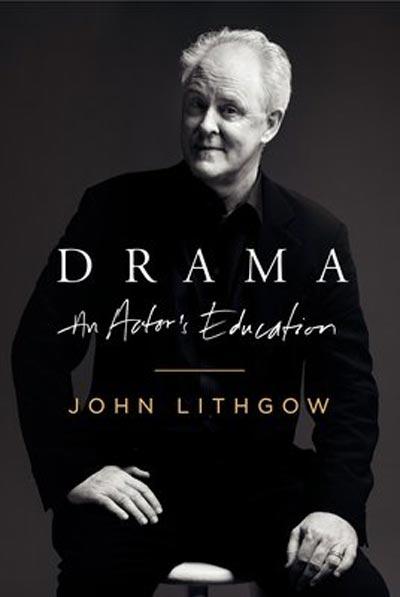 John Lithgow Drama book cover www.servetolead.org