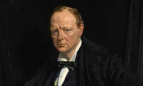 winston churchill orpen portrait at www.servetolead.org