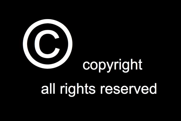 copyright all rights reserved white on black wikipedia at www.servetolead.org