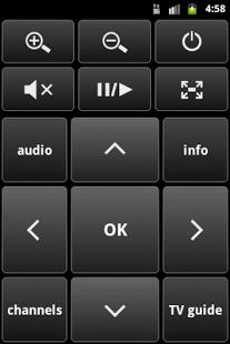 IP-TV-Player-Remote