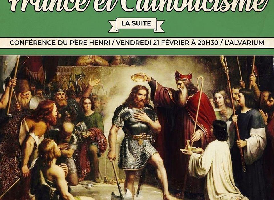 FRANCE ET CATHOLICISME – LA SUITE