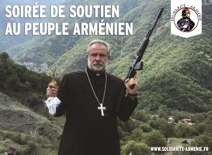 SOIRÉE DE SOUTIEN AU PEUPLE ARMÉNIEN