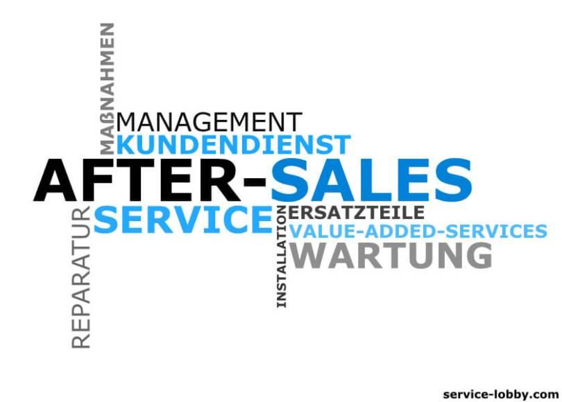 After-Sales-Erklärung