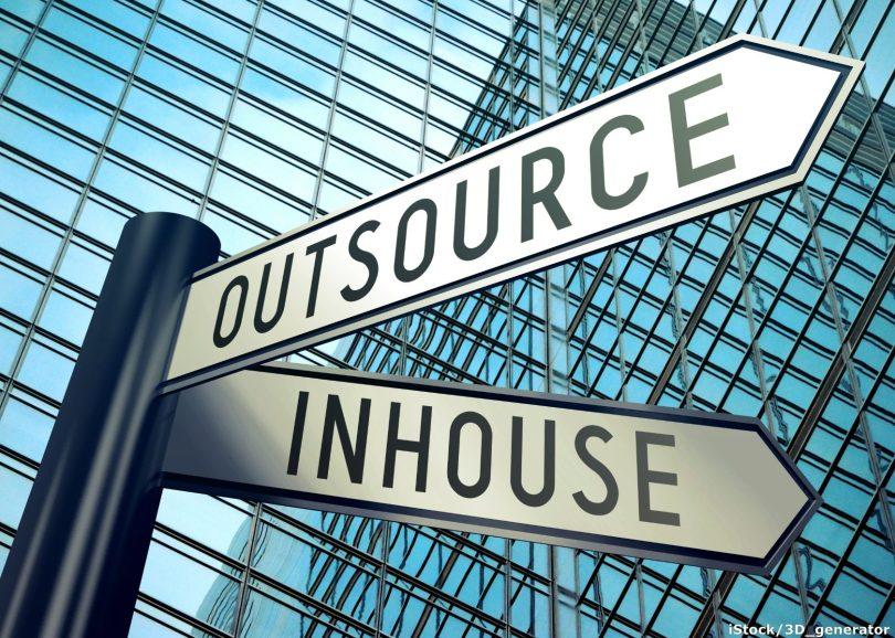 Beitragsbild Outsourcing im Kundendienst