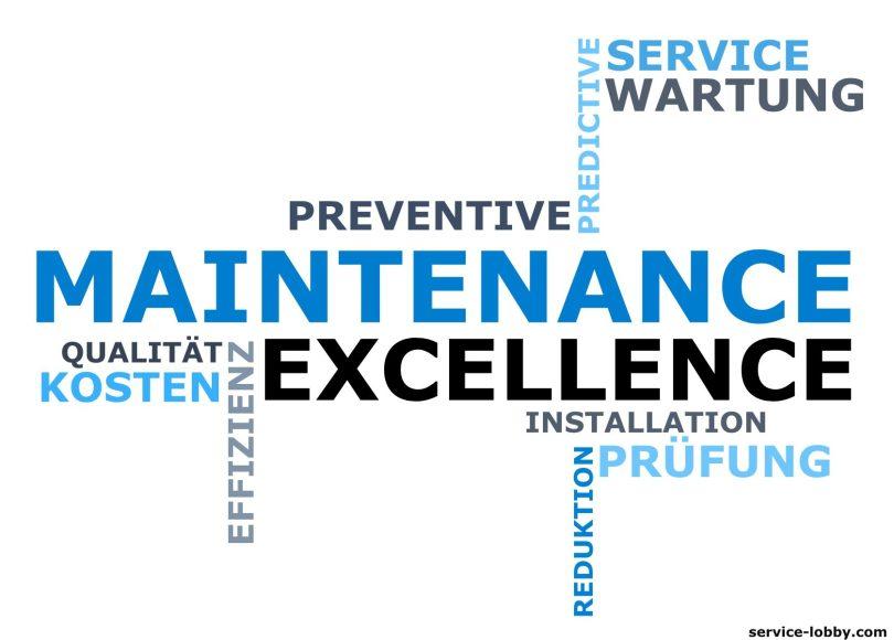 Coverbild Maintenance Excellence