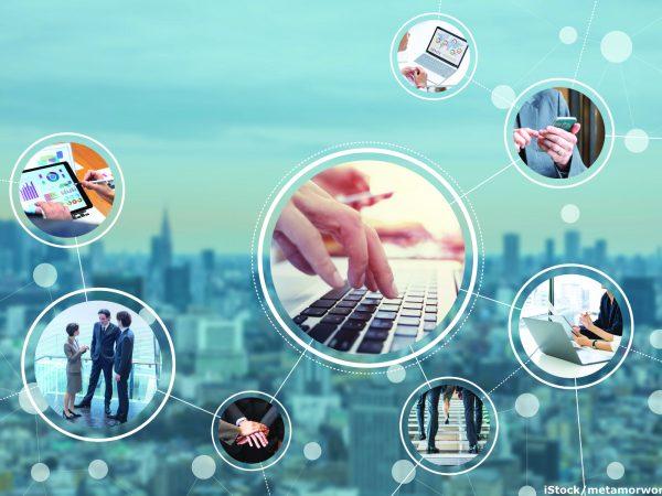 Organisationsstruktur im Zeitalter digitaler Services