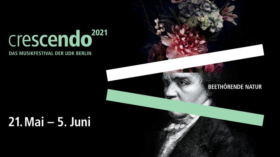 crescendo - Plakat: © UdK Berlin