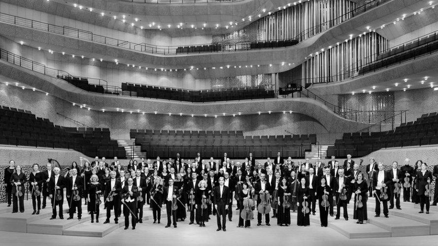 Philharmonisches Staatsorchester Hamburg. Foto: Felix Broede