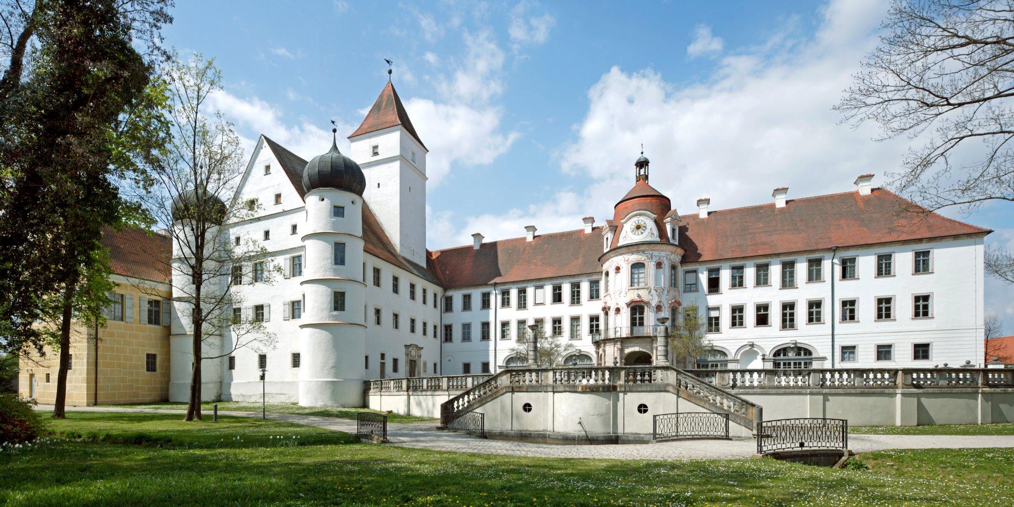 Bayerische MusikAkademie Schloss Alteglofsheim