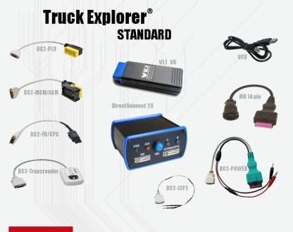 Truck Explorer Standard kit