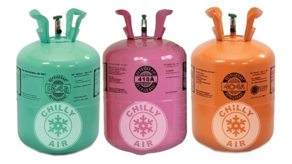 Gambar Refrigerant atau Freon