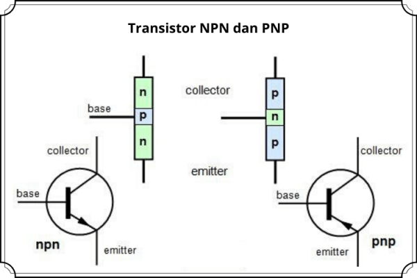 cara kerja Transistor