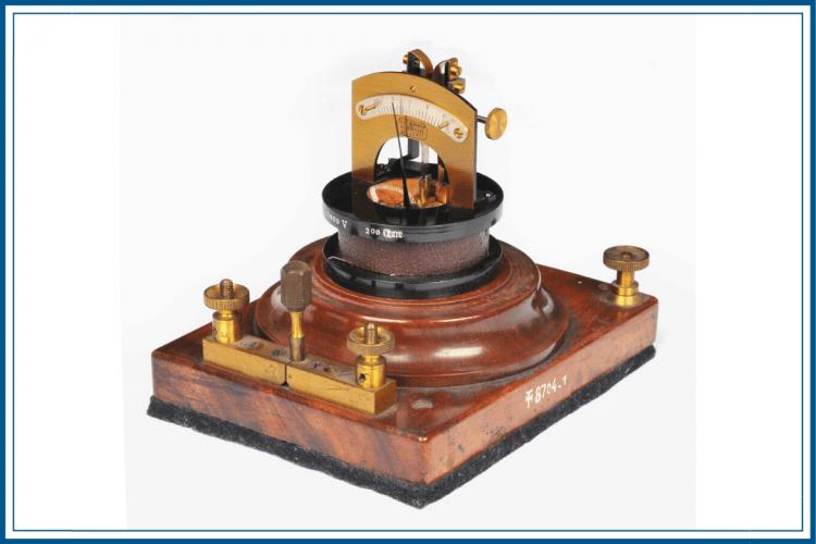 prinsip kerja galvanometer