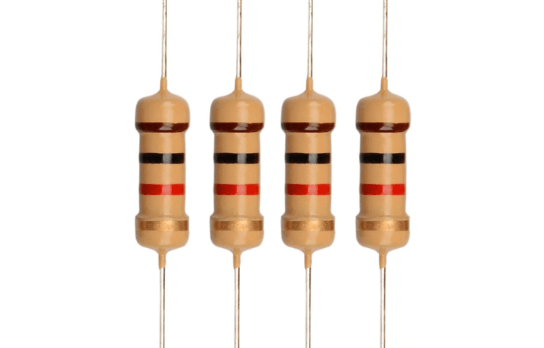 cara menghitung warna resistor