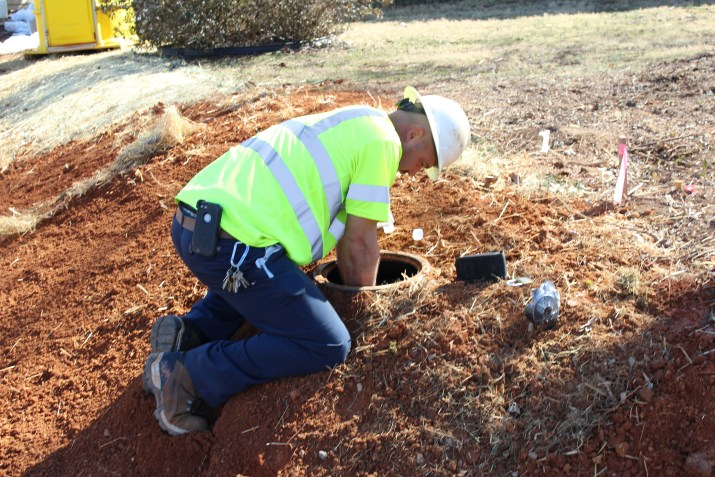 Installing a New Meter and Service