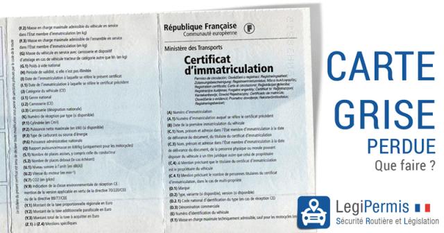 Certificat de conformité BMW pas cher