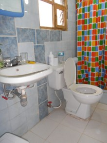 Bathroom pic...#probablyoversharing
