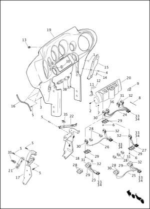 Harley Davidson 883 Engine Diagrams | Online Wiring Diagram